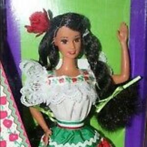 Collector Edition Mexican Barbie